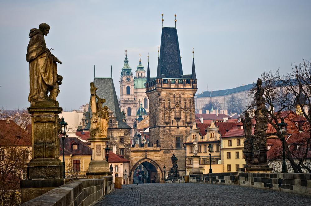 Автобусный тур из Минска в Прагу