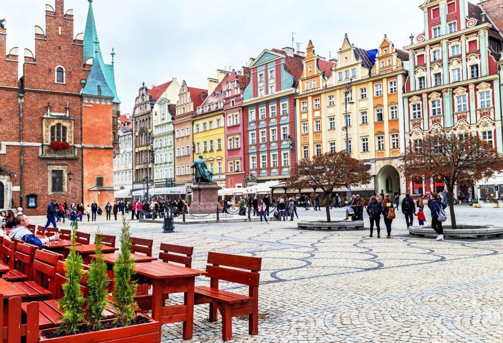 Прага Вена Вроцлав автобусный тур из Минска