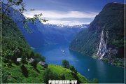автобусный тур на фьорды в норвегию