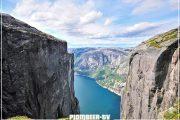 фьорды норвегия тур
