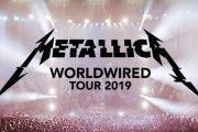 Концерт Metallica WorldWired tour 2019
