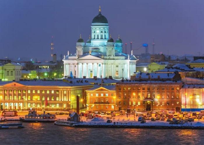 Тур Таллинн-Стокгольм-Хельсинки на три дня