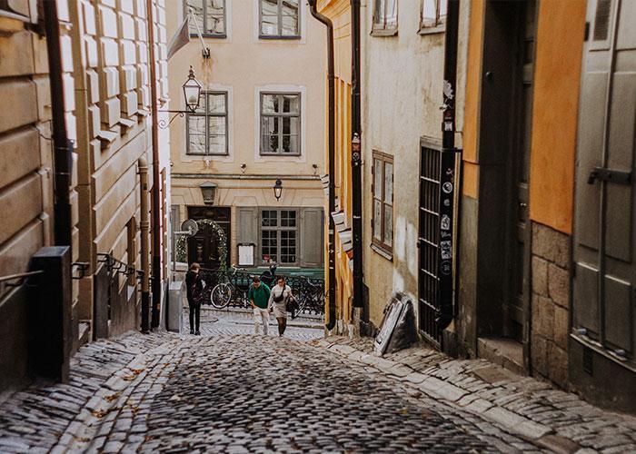 Стокгольм за 1 день