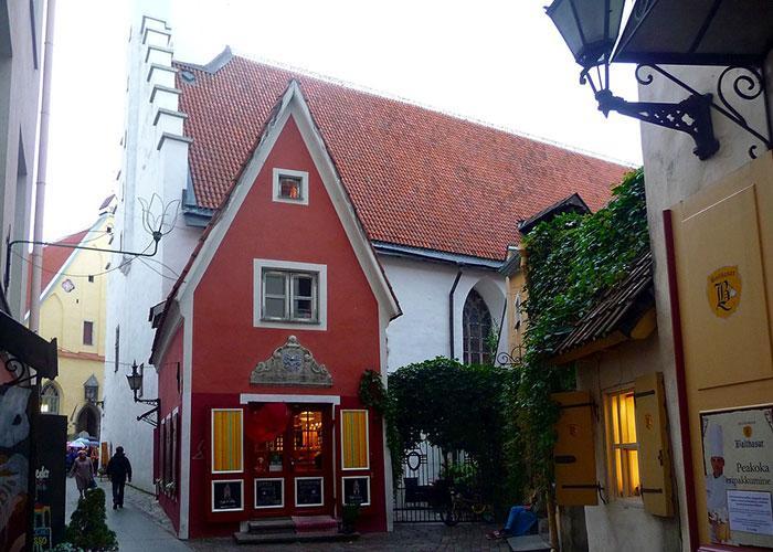 Самостоятельная прогулка по Таллинну: вдохновляющая архитектура