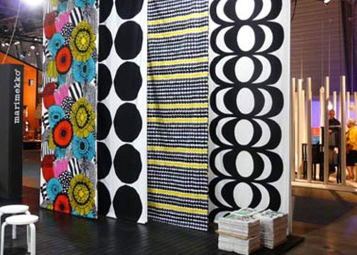 Шопинг в Хельсинки: дизайнерские ткани