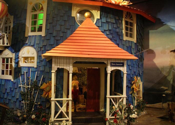 Юнибакен - музей сказок
