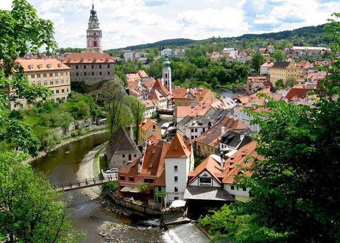 Автобусный тур по Европе из Минска: Чехия, Германия, Австрия, Швейцария, Люксембург, Сан-Марино