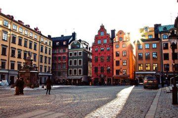 Тур в Прибалтику и Скандинавию на четыре дня без ночных переездов