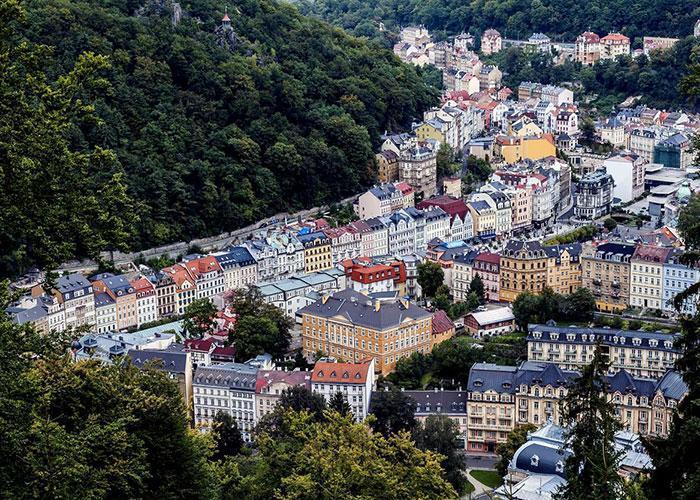 Тур в Чехию: Прага, Карловы Вары