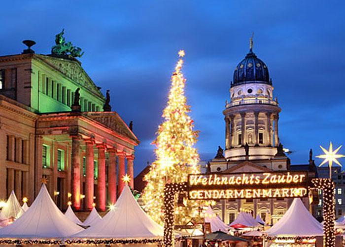 Новогодний тур Париж-Берлин-Прага