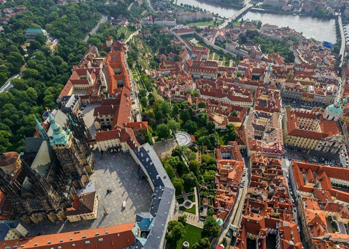Королевская Прага - лучшие туры из Минска