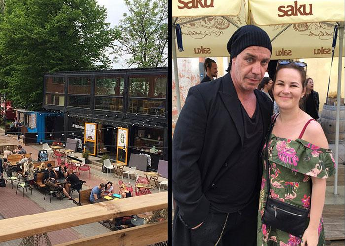 Автобусные туры на концерты Rammstein из Минска