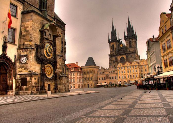 Туры в Прагу на Новый год и Рождество
