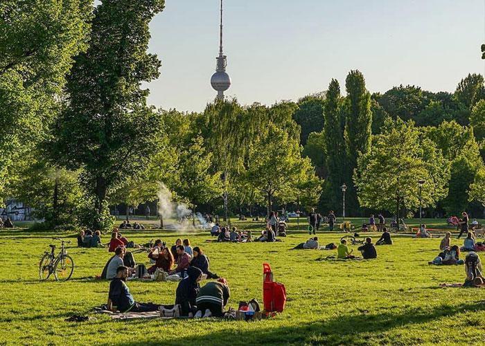 Поездка в Берлин на концерт Rammstein из Минска