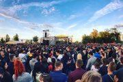 Концерт Rammstein в Риге 6 августа 2019. Едем из Минска