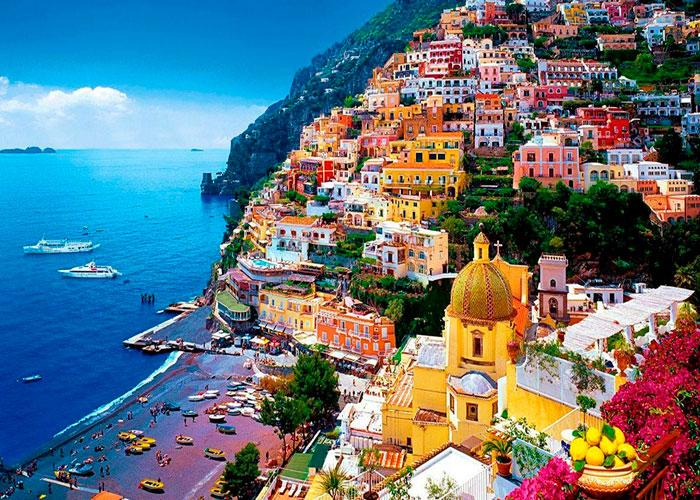 италия,неаполь,отдых на море