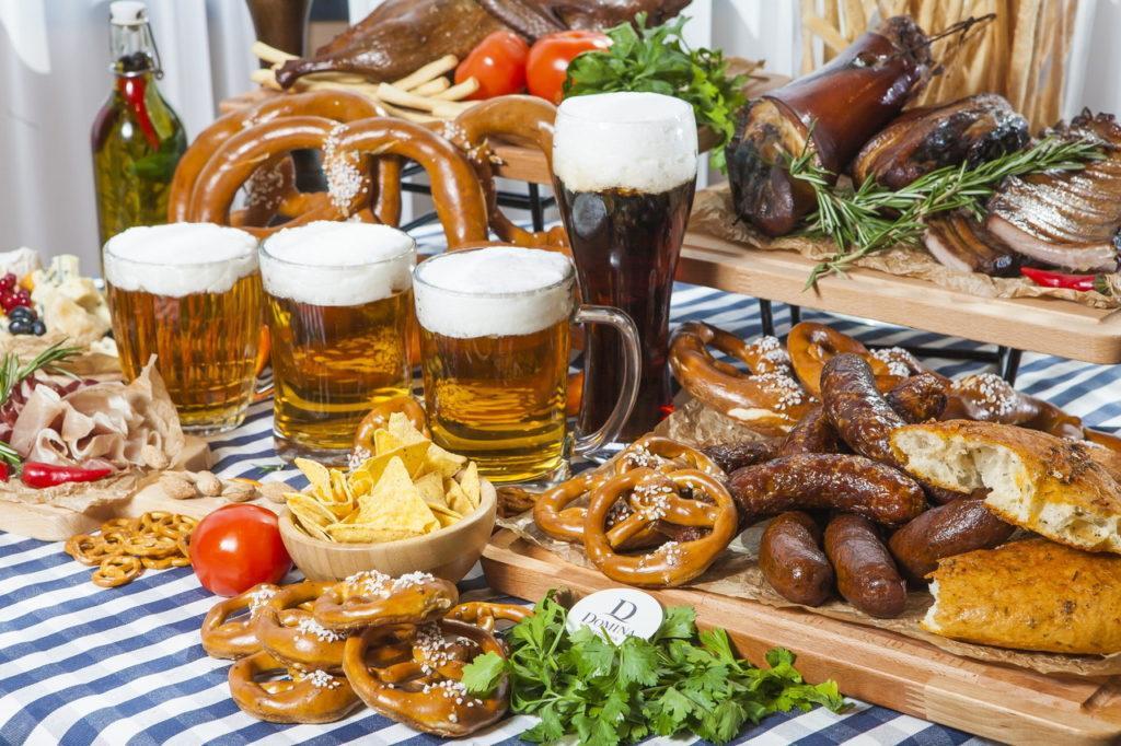 Мюнхен Октоберфест пиво