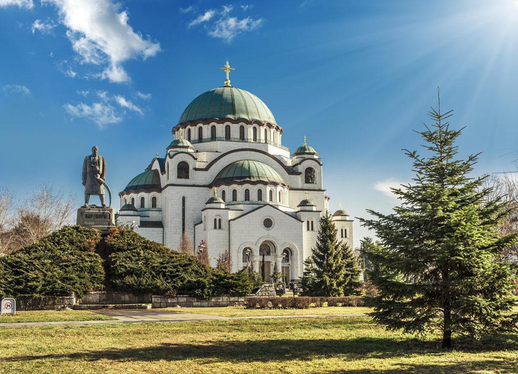 Белград собор Святого Савы