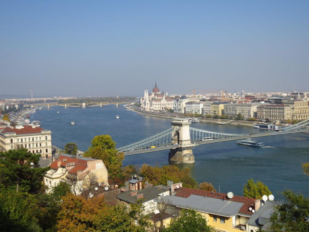 прогулка по Дунаю Буапешт