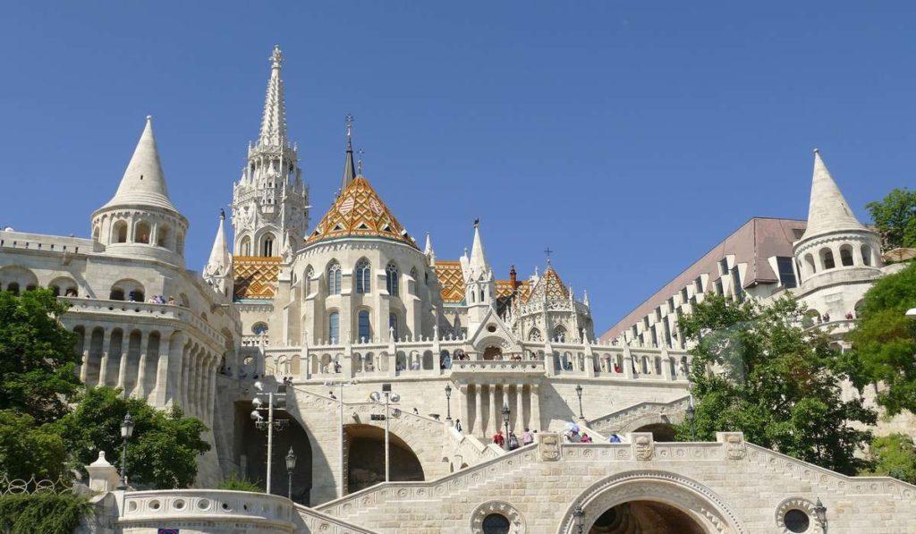Будапешт Рыбацкий бастион