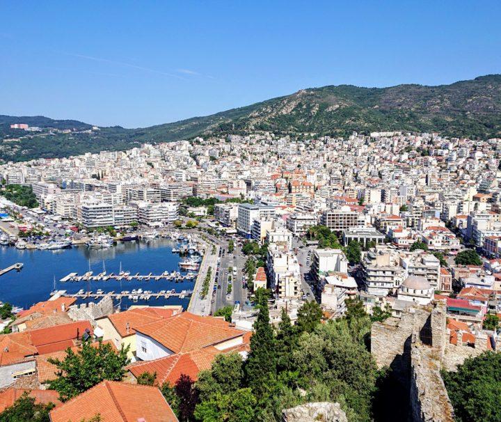 Курорт Кавала Греция