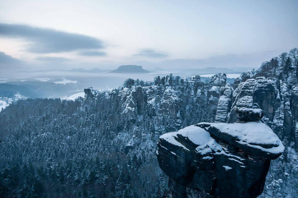 Бастай Саксонская Швейцария