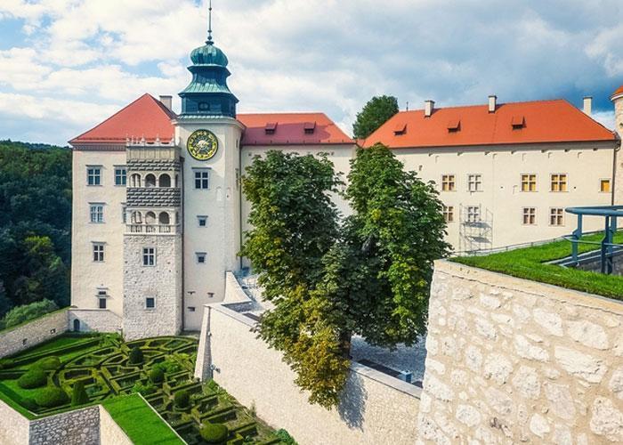 Замки Польши