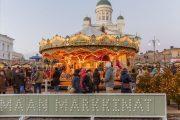 Рождественская ярмарка в Хельсинки