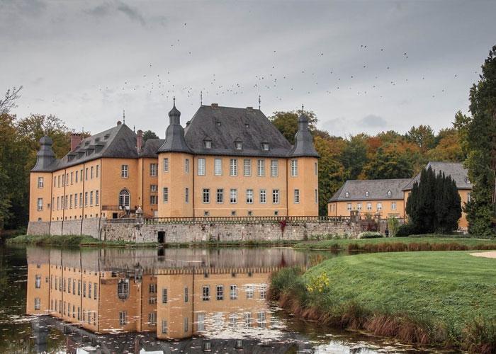 Менхенгладбах Замок Дейка