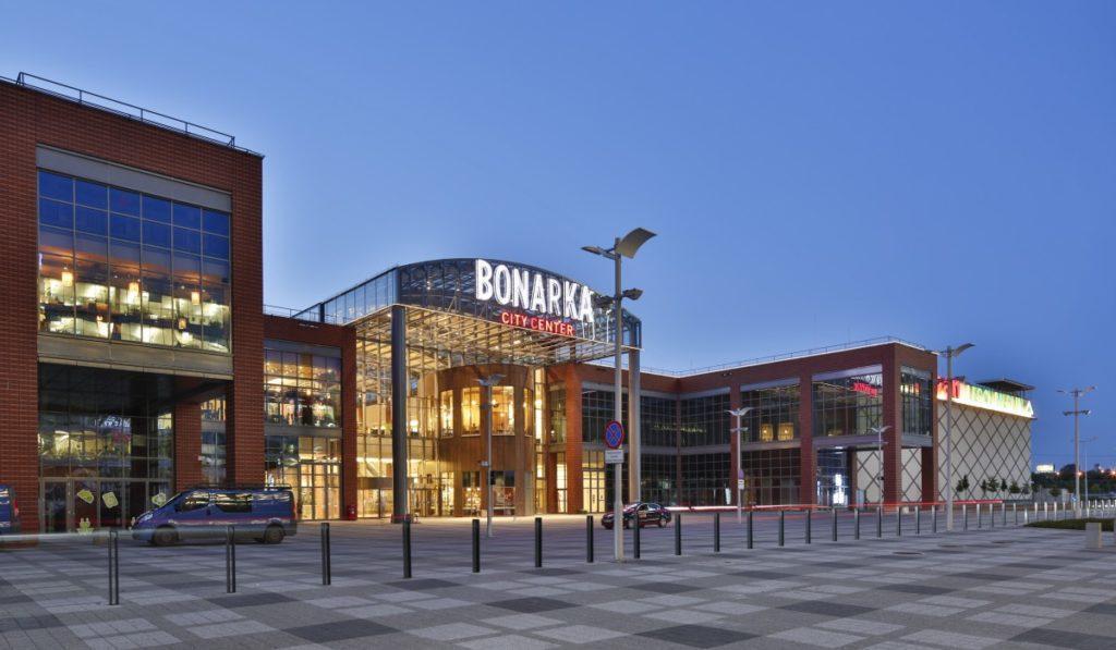 ТЦ Бонарка в Кракове