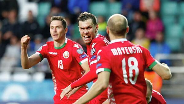 футбол Евро 2020 Беларусь
