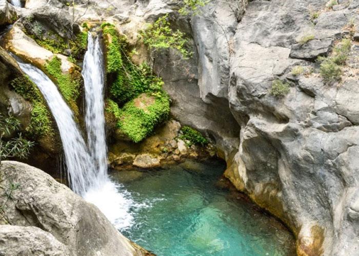 Водопады и каньоны Турции