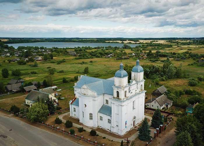 костёлы Беларуси