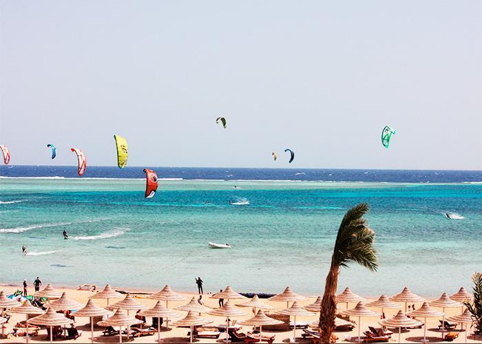 египет, отдых на море