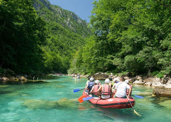 активный отдых в Албании