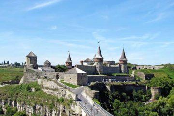 Тур во Львов и замки Украины