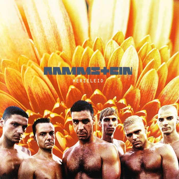 Альбом Раммштайн 1995